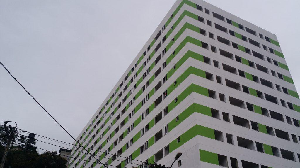 Green Tower Juiz de Fora está com obras aceleradas